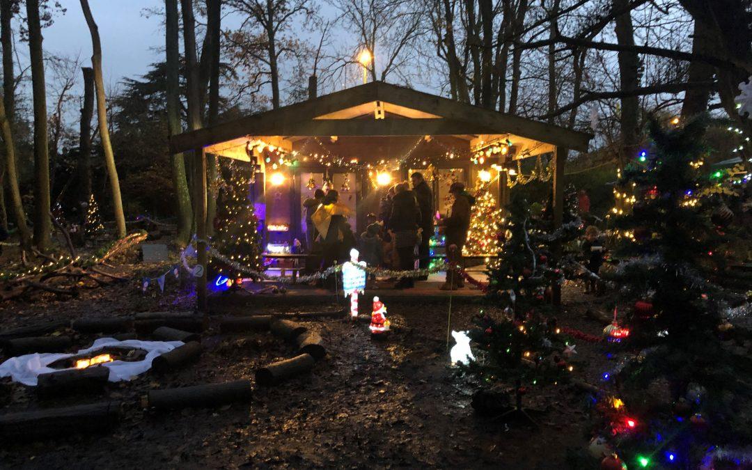 The Burrow Christmas Grotto 2019!